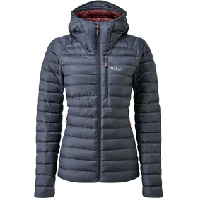 Rab Microlight Alpine Jacket Women, steel